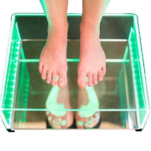Badanie biomechaniki stopy