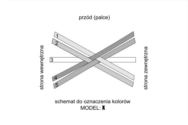 X – SCHEMAT